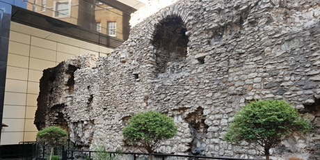 Border London: Tower Hill walking tour tickets