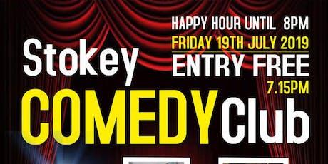 Stokey Comedy Club tickets