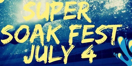 Super Soak Fest tickets