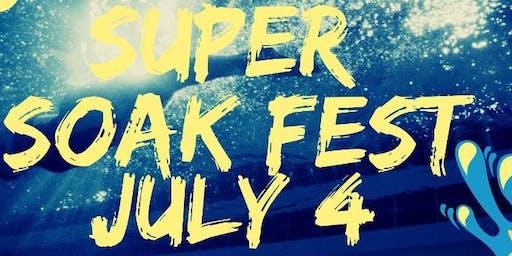 Super Soak Fest