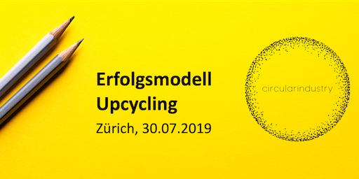 Erfolgsmodell Upcycling: Grundlagen Workshop