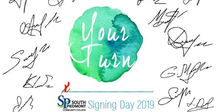 South Piedmont Signing Day tickets