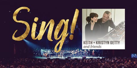 Sing! Keith and Kristyn Getty Concert at SEBTS tickets