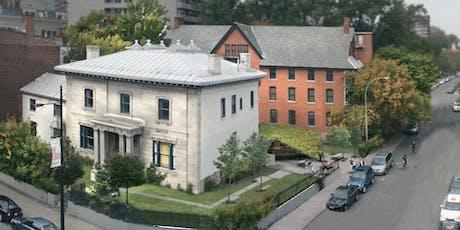 Visitez la Maison Notman / Visit Notman House billets