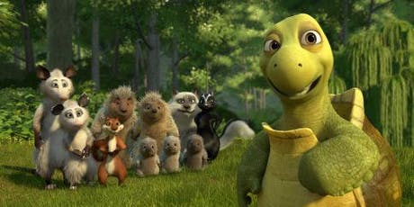 Over The Hedge; Sun 1st Sept 2019, 2pm tickets