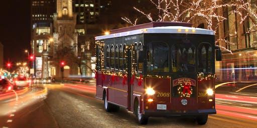 BYOB Holiday Lights Trolley- Boston