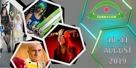 SunnyCon Anime Expo 2019 - Liverpool tickets