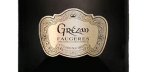 """Club Oenoludique - Château Grezan - Famille Cros-Pujol """"Quai45"""" par Quai des Vignes - Diner pas que pour les Épicuriens - Vin d'exception."""
