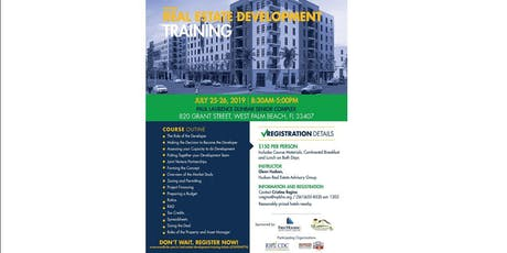 Real Estate Development Training tickets