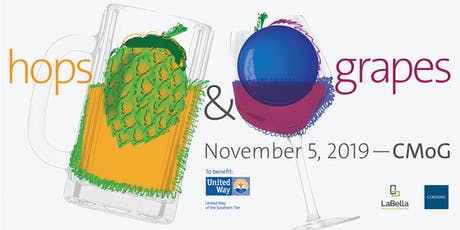 2019 Hops & Grapes tickets