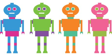 Boing! Clang! Beep! Here Come the Robots (Haslingden) tickets
