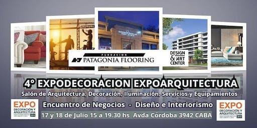4°Expo Decoracion Expo Arquitectura Expo Interiorismo  Decoración Iluminación Madera Muebles
