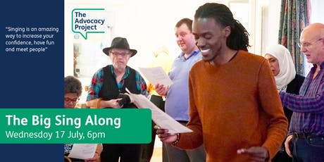 The Advocacy Project Choir - Big Sing Along  tickets