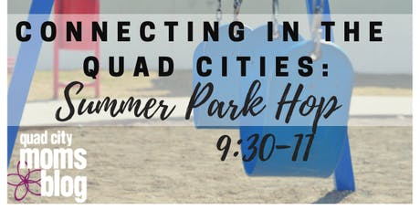 Quad City Moms Blog Summer Park Hop Series tickets