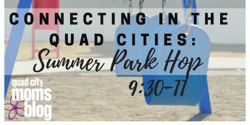 Quad City Moms Blog Summer Park Hop Series LAST ONE!