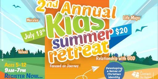 Kids Summer Retreat