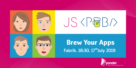 JS PUB - Brew Your Apps tickets