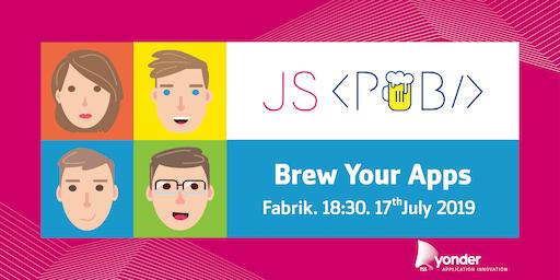 JS PUB - Brew Your Apps