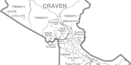 July 17th Lunch N Learn  Craven County Tax Assessor tickets