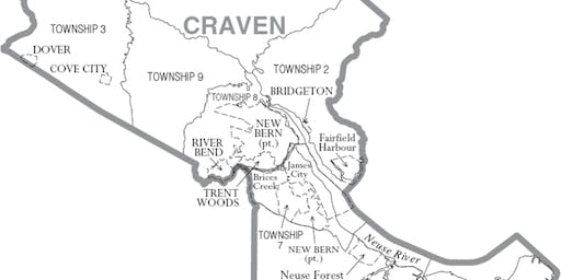 July 17th Lunch N Learn  Craven County Tax Assessor