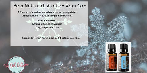 Be a Natural Winter Warrior