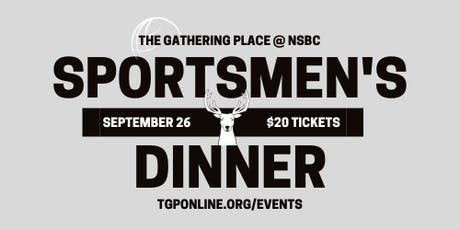 Sportsmen's Dinner 2019 with Dr. Grant Woods tickets