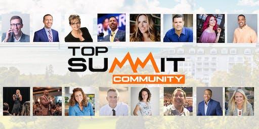 The Top Summit Featuring Rachel Hollis, Ray Higdon, Rob Sperry, Tim Sales, Frazer Brooks