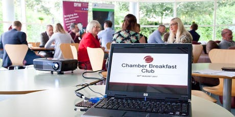 Chamber Breakfast Club- August tickets