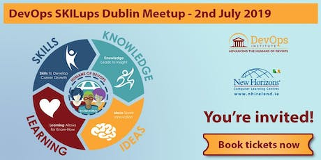 DevOps SKILup Dublin tickets