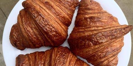 Market Masterclass with Field & Fire: Croissants tickets