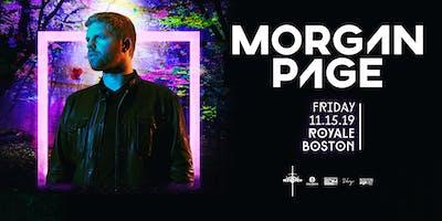 Morgan Page at Royale | 11.15.19 | 10:00 PM | 21+