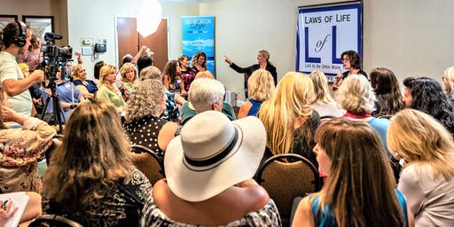 The Laws of Life Women's Mastermind BOCA RATON