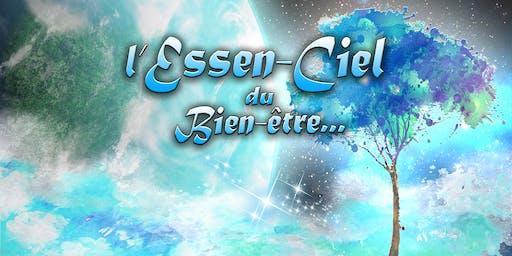 """INVITATION GRATUITE """"SALON L'ESSEN-CIEL DU BIEN-ÊTRE"""" N°2"""