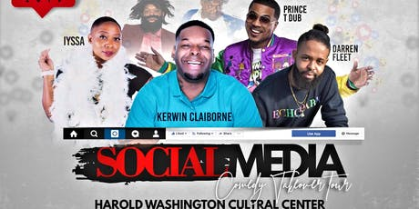 The Social Media Comedy Takeover Tour  tickets