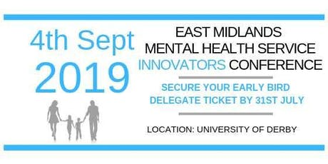 2019 East Midlands Mental Health Conference tickets