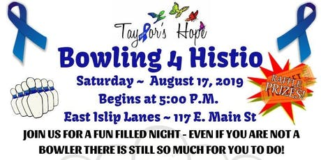 Taylor's Hope Bowling 4 Histio tickets