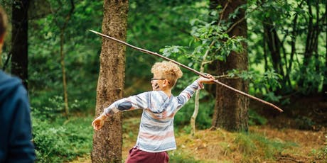 Wild in the Woods (Cambourne): Adventures with Sticks tickets