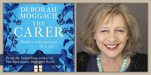 Hunting Raven presents... Deborah Moggach