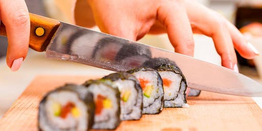Slow Your Roll: Beginner Sushi