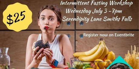 Intermittent Fasting - Is it Right for You? tickets