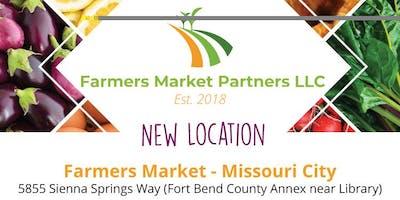 Farmers Market Partners-Missouri City
