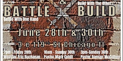 Battle & Build Men's Conference