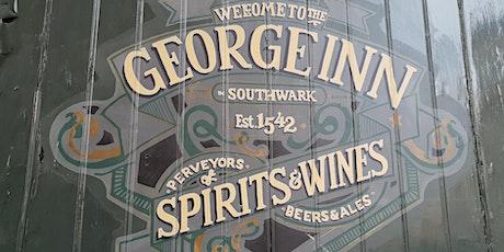 Shakespeare's London: Historic Pubs walking tour tickets