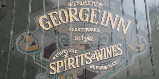 Shakespeare's London: Historic Pubs walking tour