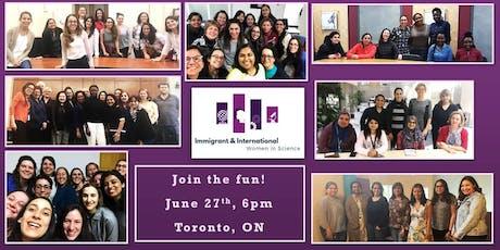 IWS Summer Social: Toronto, ON tickets