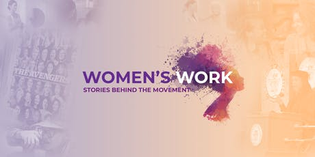 Community Film Series: Women's Work tickets