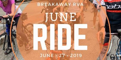 Breakaway RVA June 2019 tickets