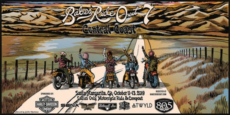 Babes Ride Out 7 x Central Coast  tickets