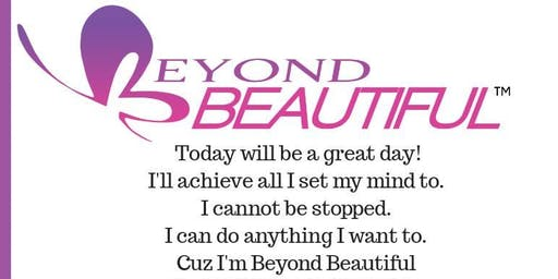 Beyond Beautiful Girls Empowerment Conference  Tour - BALTIMORE