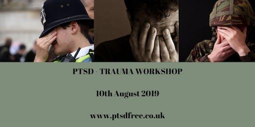 PTSD - TRAUMA WORKSHOP